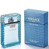 VERSACE MAN EAU FRAICHE by Gianni Versace EDT SPRAY 3.4 OZ for MEN