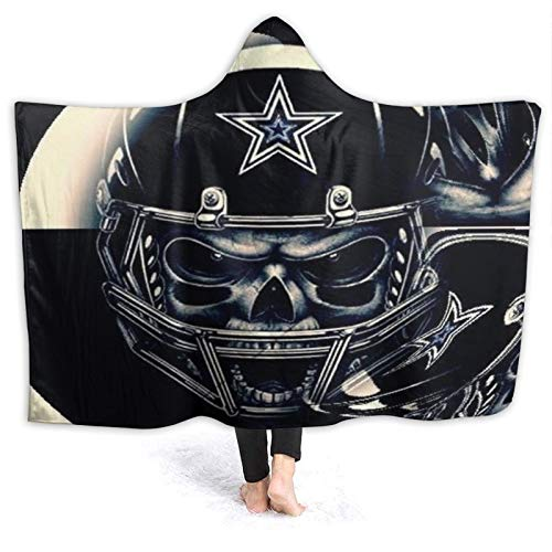 SIONOLY guguziziqq Hoodie Blanket Warm Flannel NFC East Division Dallas Cowboys AT&T Stadium (36) Throw Blankets 50' 40'