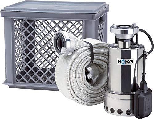 Format 4014680002526–Pumpe fñr Notfalleinsatz Typ flut-set HOMA