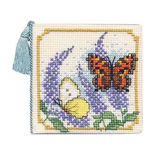 Textile Heritage Needle Case Counted Cross Stitch Kit - Celtic Bird