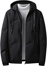 Men's Autumn Winter Cloak Casual Pocket Button Down Jacket Top Coats Outerwear