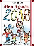 Mon agenda Max et Lili 2018
