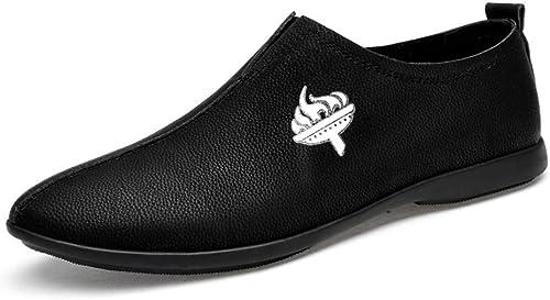 suministro directo de los fabricantes GPF-fei zapatos de los hombres mocasines de zapato zapato zapato de conducción zapato de barco zapato perezoso zapatos de punta de los pies zapatos de guisantes calzado cómodo de moda transpirable ocio  estilo clásico