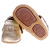 6. Pidoli Rubber Sole Moccasins