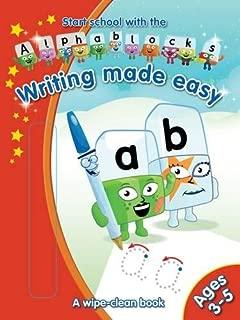 Alphablocks Writing Made Easy