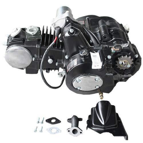 X-PRO 125cc 4-stroke ATV Engine Semi-Auto Transmission w/Reverse, Electric Start…
