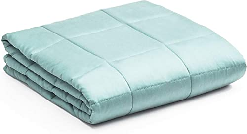 """discount Giantex Cooling Weighted Blanket for popular Kids 7lbs 
