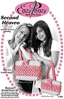 Second Heaven Textured Handbag Pattern for Eazy Peazy Quilts