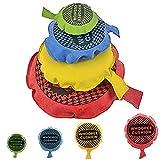 Hinter Whoopee Kissen, selbstaufblasend, Scherzspielzeug, ideales Scherzgeschenk oder Lagerfüller, zufällige Farbe, 4 Stück