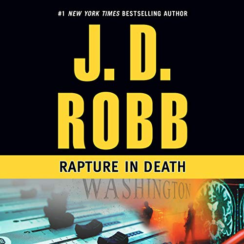 Rapture in Death audiobook cover art