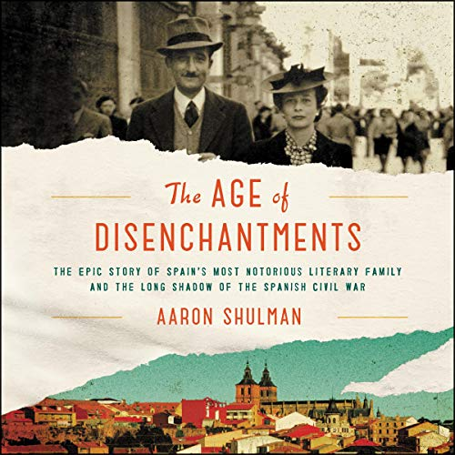 The Age of Disenchantments audiobook cover art