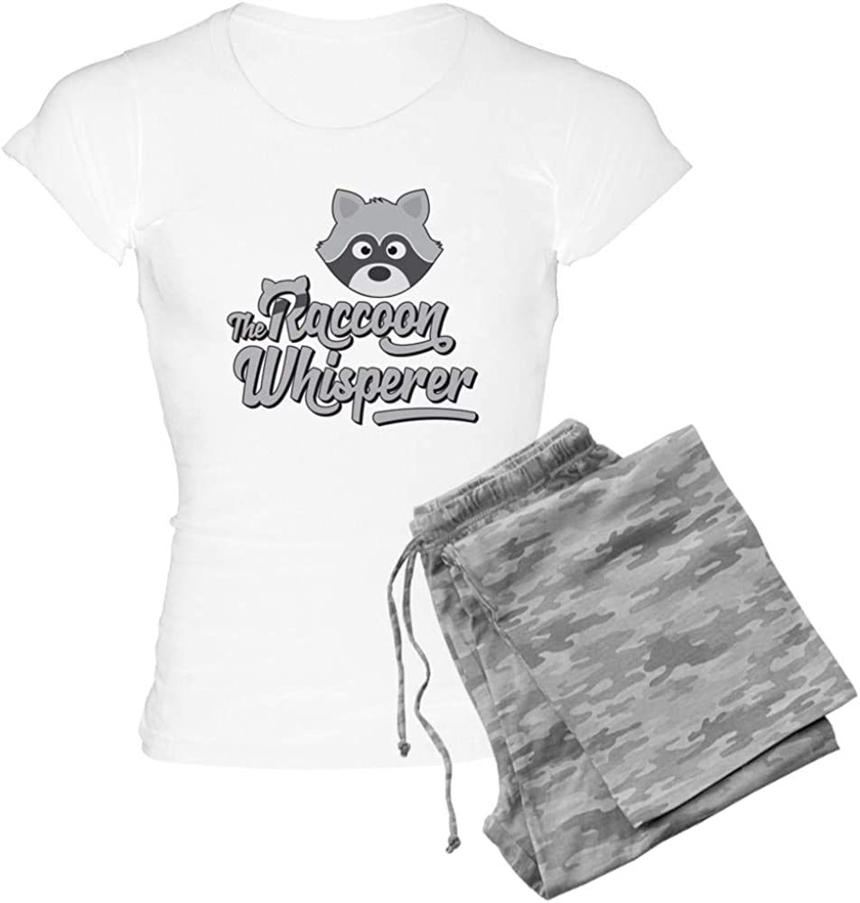CafePress The Raccoon Miami Mall PJs Mail order cheap Women's Whisperer