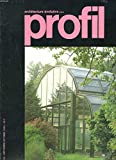 ARCHITECTURE EVOLUTIVE... PROFIL N°52, SEPTEMBRE-OCTOBRE 1982. PHENIX, A L'HEURE DU STRIP-TEASE/ PERNOD A LYON DARDILLY/ UNE PISCINE SURPRISE/ PARC DES EXPOSITIONS DE PARIS NORD / TOUR EIFFEL / ...