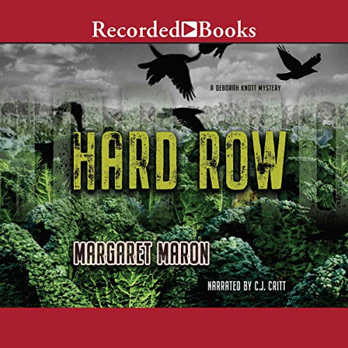 Hard Row audiobook cover art