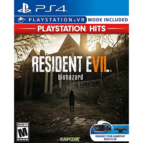 PS4 RESIDENT EVIL 7: BIOHAZARD (PLAYSTATION HITS) (US)