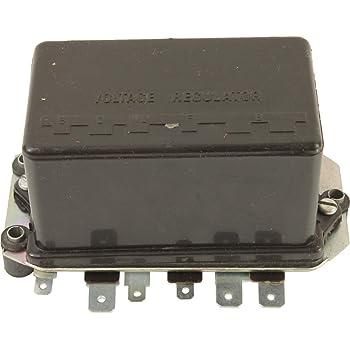 [SCHEMATICS_4LK]  Amazon.com: DB Electrical GLU6002 Voltage Regulator Compatible  with/Replacement for Ford Tractor 2000 3000 4000 5000 MG Triumph /  105E-10505-C, 3004E-10505-A, 622E-10505-A, 71AB-10505-BA, C5NF-10505-B:  Garden & Outdoor | Ford Tractor Voltage Regulator Wiring Diagram |  | Amazon.com