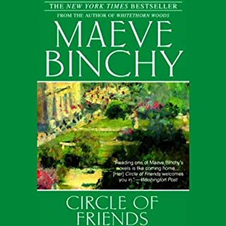 Circle of Friends     A Novel              By:                                                                                                                                 Maeve Binchy                               Narrated by:                                                                                                                                 Fionnula Flanagan                      Length: 2 hrs and 59 mins     108 ratings     Overall 3.3