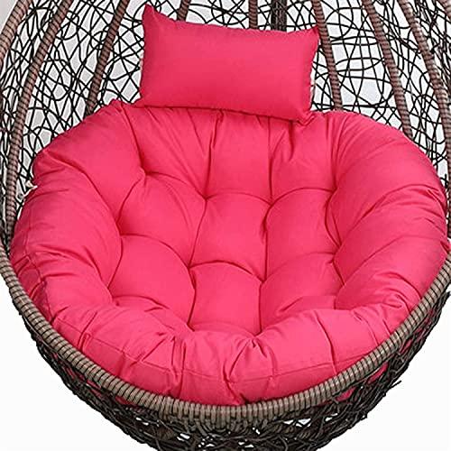 TMXK Cuscini addensati con Cuscino per amache Sostituzione del Cuscino del Sedile della Sedia Morbido e Confortevole Cuscino per Dondolo da Giardino per Esterni da 41 Pollici