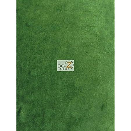 5860 Width Sold By The Yard DIY Blanket Clothing Accessories Teddy Bears Hug-Z\u2122 ICY MINT Minky Solid Baby Soft Fabric