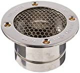 Suburban 261617 Nautilus Water Heater Vent Cap - 2' for 1'-2' Wall Thickness