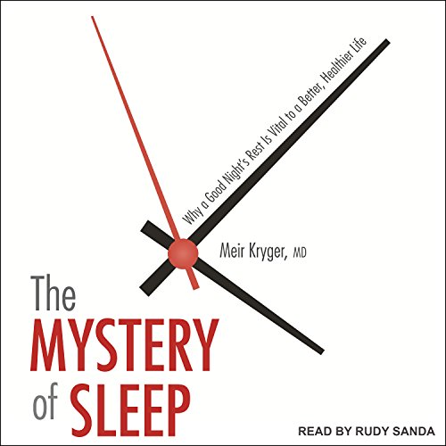 The Mystery of Sleep audiobook cover art