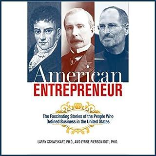 American Entrepreneur cover art