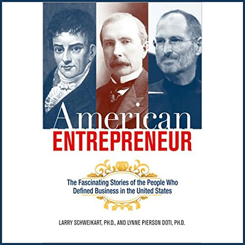 American Entrepreneur audiobook cover art