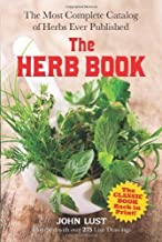 The Herb Book (Dover Cookbooks) by John Lust (2014-08-29)