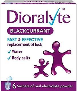 Dioralyte Blackcurrant Flavour, 6 Sachets