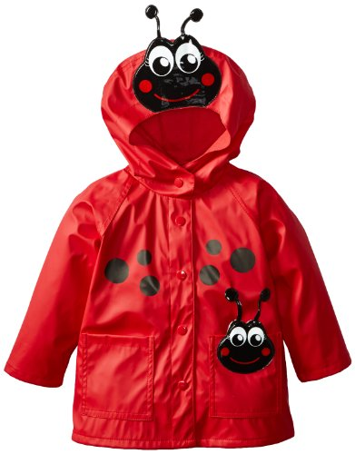 Western Chief Kids Soft Lined Character Rain Jackets, Lucy...