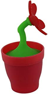 Silicone Potted Plant Tea Strainer Reusable Non-toxic Infuser Tea Bag Teapot Accessory Tea Ball Filter Kitchen Supplies Tools,Red