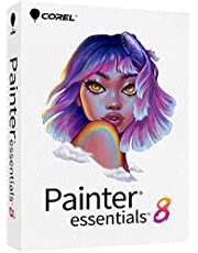 Deal on Corel Painter Essentials 8 | Beginner Digital Painting Software | Drawing & Photo Art [PC/Mac Key Card]