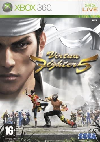 Mejores Juegos para Xbox 360 de todos los tiempos Virtua Fighter 5
