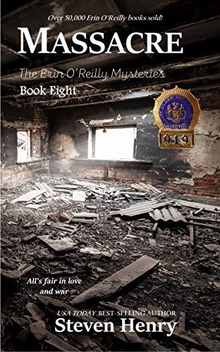Massacre (The Erin O'Reilly K-9 Mysteries Book 8)