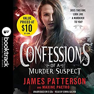 Confessions of a Murder Suspect: Booktrack Edition audiobook cover art