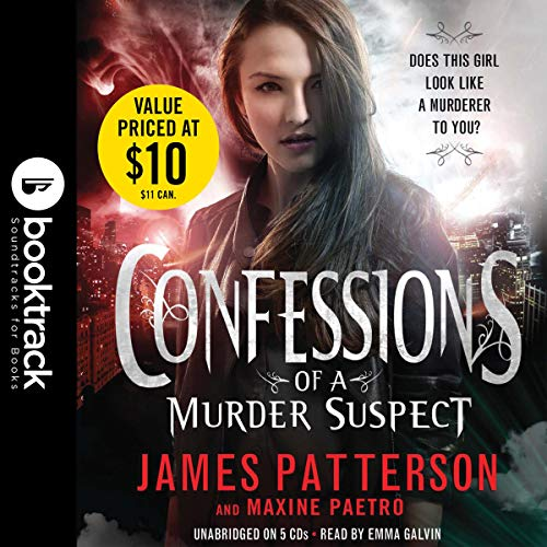 Confessions of a Murder Suspect: Booktrack Edition Audiobook By James Patterson,                                                                                        Maxine Paetro cover art