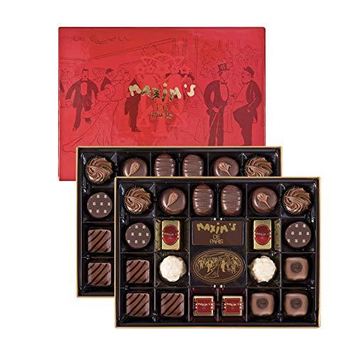 Coffret luxe 44 chocolats