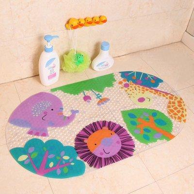 GRENSS Cartoon PVC Teppiche Anti-Skid Matten für Bad/Küche Teppiche Wasserdichte Matten Dekorative Teppiche Eingang Dooemat 38 X 71 cm, 03,380 mm x 710 mm