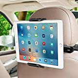 SUCESO Soporte Tablet Coche Soporte para Tablet Soporte para Reposacabezas de Coche para 6-11' Pulgadas 360° Soporte para Tablet para iPad Pro Air Mini,Samsung Galaxy Tab,iPhone,Huawei,Otras Tablets