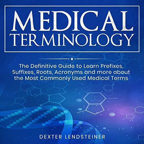 Page de couverture de Medical Terminology