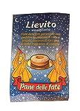 10 bustine di Lievito vanigliato pane delle fate ogni bustina è da 15 g agente lievitante...