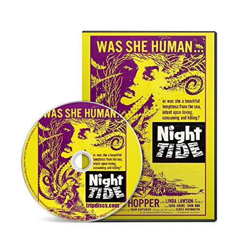 Night Tide (1961) Dennis Hopper ...