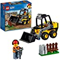 88-Pieces LEGO City Great Vehicles Construction Loader Building Kit