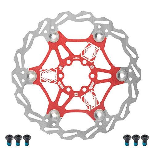 Disco de freno CNC para bicicleta de montaña, disco de freno de...