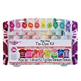 TULIP One Step Kit: Kaleidoscope, 12 Colors Tie Dye