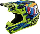 Troy Lee Designs 105156015 - Casco de moto Se4 Composite Eyeball de fibras compuestas, tecnología Mips