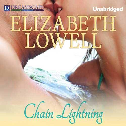 Chain Lightning audiobook cover art