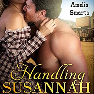 Handling Susannah                   By:                                                                                                                                 Amelia Smarts                               Narrated by:                                                                                                                                 Ken Solin                      Length: 3 hrs and 29 mins     47 ratings     Overall 3.9