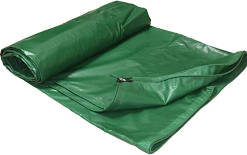 Bache de Prougeection épaissir Crème Solaire Tissu Imperméable Toile Ombre PVC Camion Auvent 2X3m (Taille   5X6m)