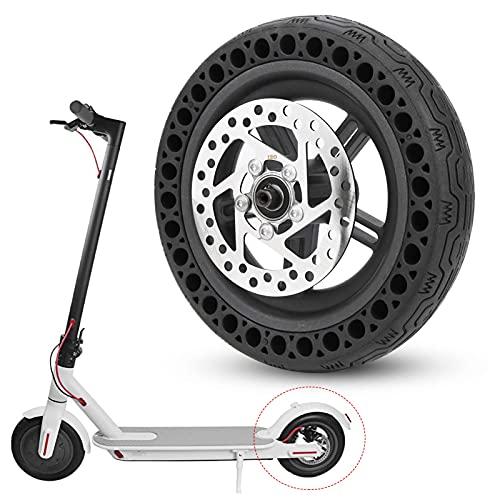 YXZQ Neumáticos, neumáticos de ciclomotor, neumático Trasero de Goma para Scooter eléctrico Ordinario a Prueba de Golpes de 8.5 Pulgadas con buje de Rueda Aluninum para Pro